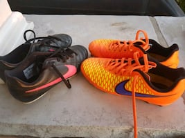 Used Nike Soccer Shoes Youth