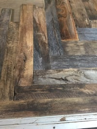 Reclaimed barn wood, use for flooring or accent walls  prices start at $2.50 per sq foot  Mocksville, 27028