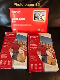 Canon photo paper boxes Frederick, 21703