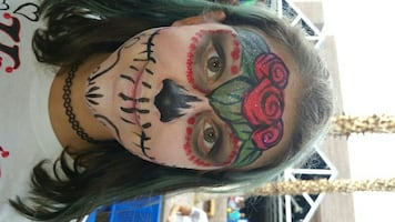 AWARD WINNING FACE PAINTING AND BALLOON TWISTING
