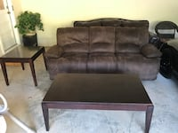 Beautiful Rustic Reclining Couch Basically New!! Fairburn, 30213