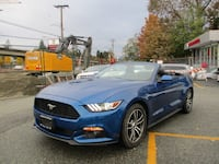 2017 Ford Mustang 2dr Conv EcoBoost Premium langley