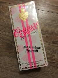 Juicy couture perfume Vancouver