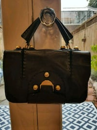 Fendi Chocolate Brown Handbag Washington