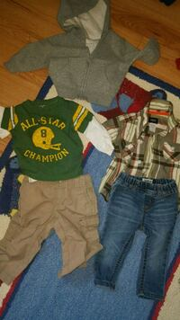 9-12 mths boys lot Barrie, L4N 5E3