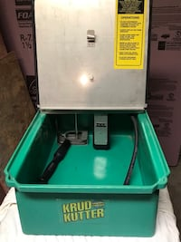 Fountain KT50H Auto or Gun Heated parts degreaser/cleaner  Des Moines, 50310