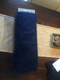 Navy tulle Laval, H7X