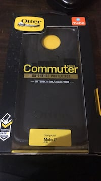 black Otter Box iPhone case Fort McMurray, T9K 1M3