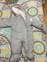 Winter jacket 1pc 6-12months Ottawa, K2B