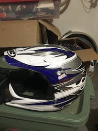Youth XXL motorcycle helmet  Moreno Valley, 92555