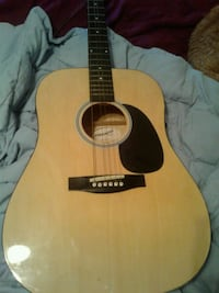 Fender Starcaster acoustic/ electric Guitar