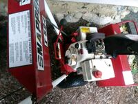 Snow blower red and white work real good  Lynn, 01904