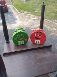 Metal M & M lunch boxes Clive, 50325