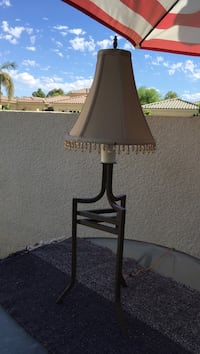 black and white table lamp Rancho Mirage, 92270