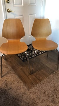 2 West Elm chairs Las Vegas, 89148