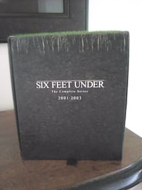 Six Feet Under Complete DVD Series 2001-2005 Toronto, M1M 1A5