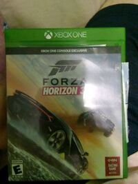 Xbox One Forza Horizon 3 game case Salt Lake City, 84116