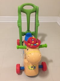 Ride On Multi-Lingual (French, English, and Spanish) Children's Toy
