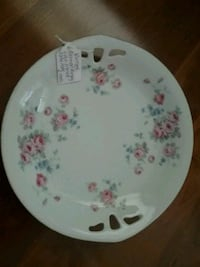 Small Handled cake plate from Germany 419 mi