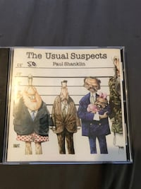 The unusual suspects Knoxville, 21758