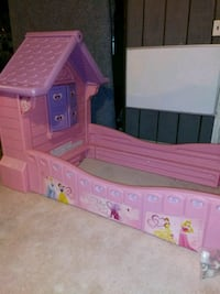 Princess Bed* Brick, 08723