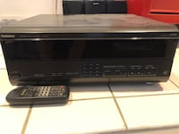 60 Disc CD Player with Remote  Washington, 20037