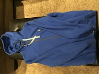 blue and white Nike pullover hoodie Ajax, L1T 4L9