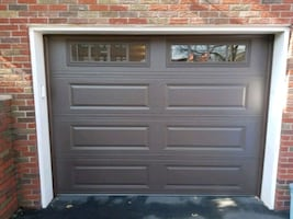 Garage door insulation and windows and install
