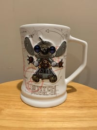 Stitch Mug. New & never used. Purchased in Disney Mississauga, L5M 4H8