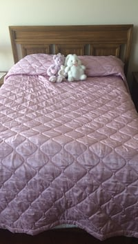 Custom made double bed spread!  Vaughan, L4H 0H8
