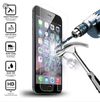 Phone screen Protector...TEMPERED GLASS  Toronto, M9W 5Z3