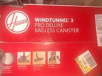 Hoover windtunnel 3 pro deluxe bagless canister . Hamilton, L8T