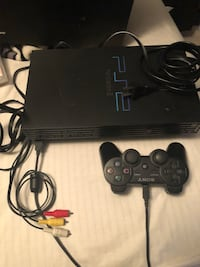 GREAT XMAS GIFT!   PLAYSTATION 2 INCLUDES GAMES &  TV CABLE CONNECTOR & GAMES CONTROLER La Puente, 91746