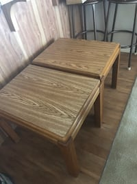 Wooden Coffee Table and Side Tables Daytona Beach Shores, 32118