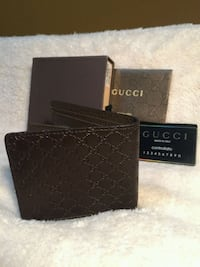 Awesome Chocolate Brown Wallet in Box Mississauga, L5R 3A9