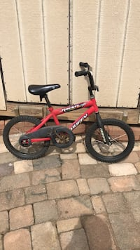 Children's size red bike Frederick, 21702