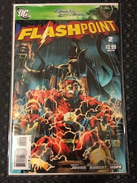Flashpoint #1-5 NM/NM+ Indio, 92201