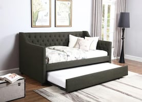 Bilson twin daybed  with trundle