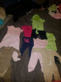 6-9 month girl outfits and dresses