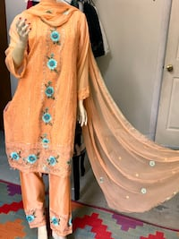 Brand new pure chiffon dress  Jersey City, 07305