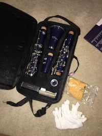 Never used clarinet in amazing condition  Calgary, T2X 3S6