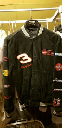 Dale Earnhardt Leather Jacket Frederick, 21701