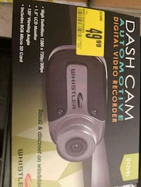 Dash camera perfect for ride sharing