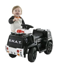 Lil' Rider battery powered SWAT truck Glen Burnie, 21061