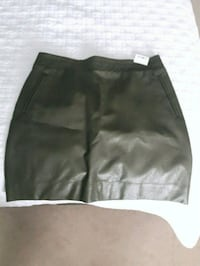 Brand new with tags Faux leather skirt New Tecumseth