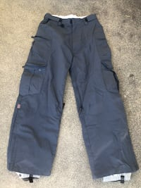 Men's XL snow pants