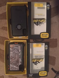 Otterbox defender series screenless  for iPhone X and XS Hamilton, L8M 2B5