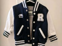 Toddler Roots varsity jacket Whitby, L1R 2N9