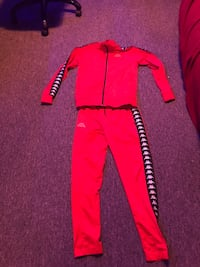 Large red Kappa tracksuit London, N5V 2B5