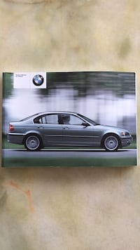 Owner's Manual for BMW